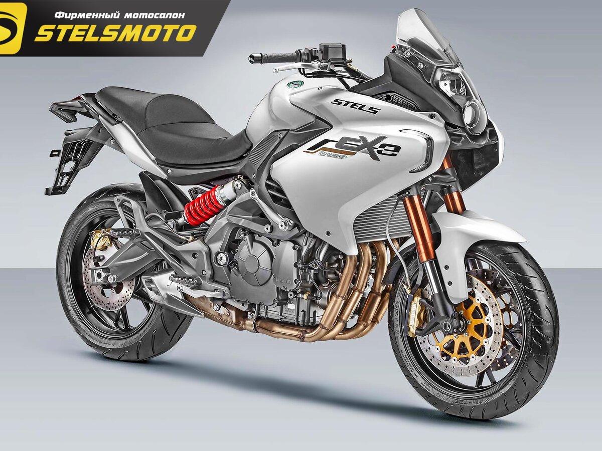 Описание мотоциклов Stels 600 Benelli