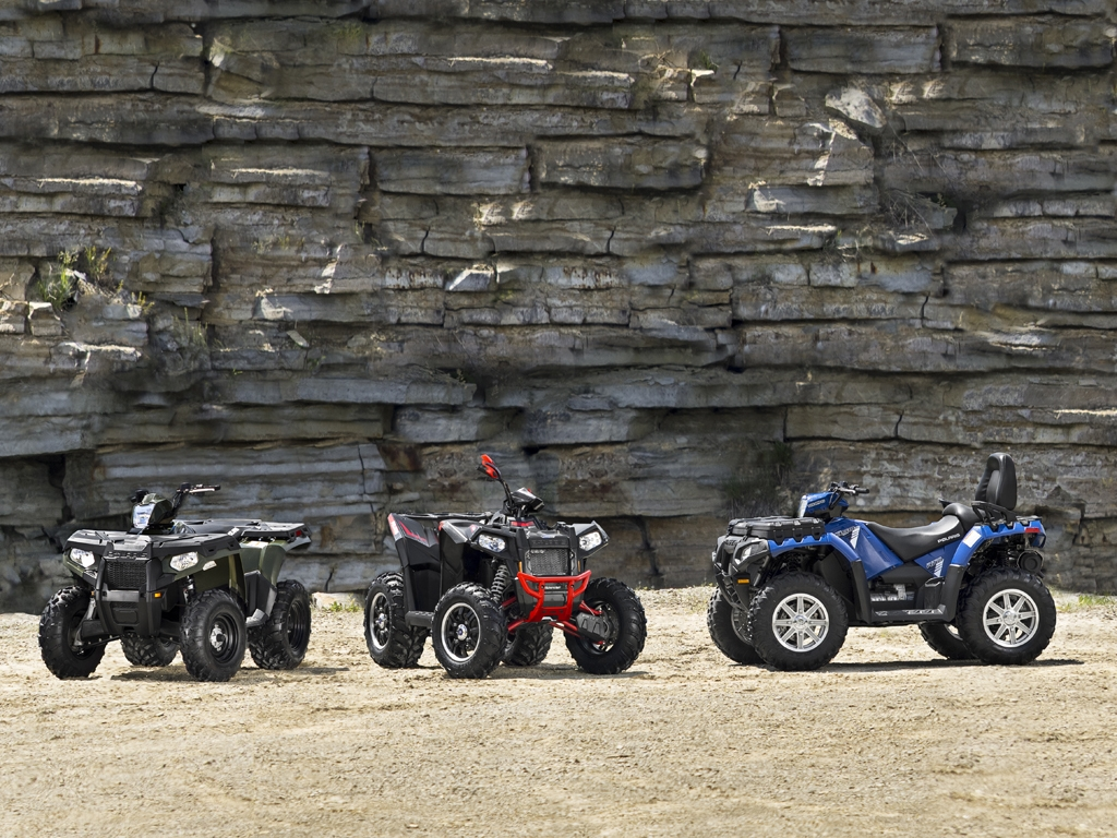 Квадроцикл Polaris Sportsman Touring 850 H. O. EPS