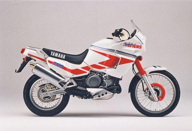 Тест-драйв мотоцикла Honda XRV 750 Africa Twin