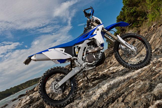 Тест-драйв мотоцикла Yamaha WR450F