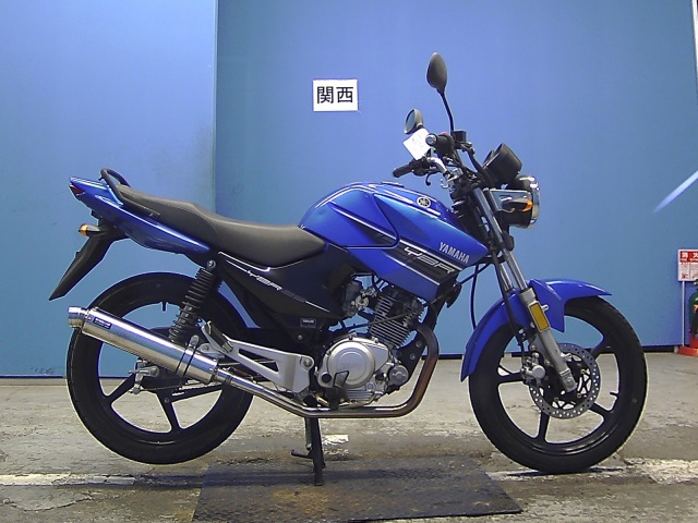 Yamaha YBR 125 – бюджетная классика
