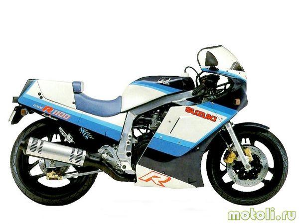 Тест-драйв мотоцикла Suzuki GSF750