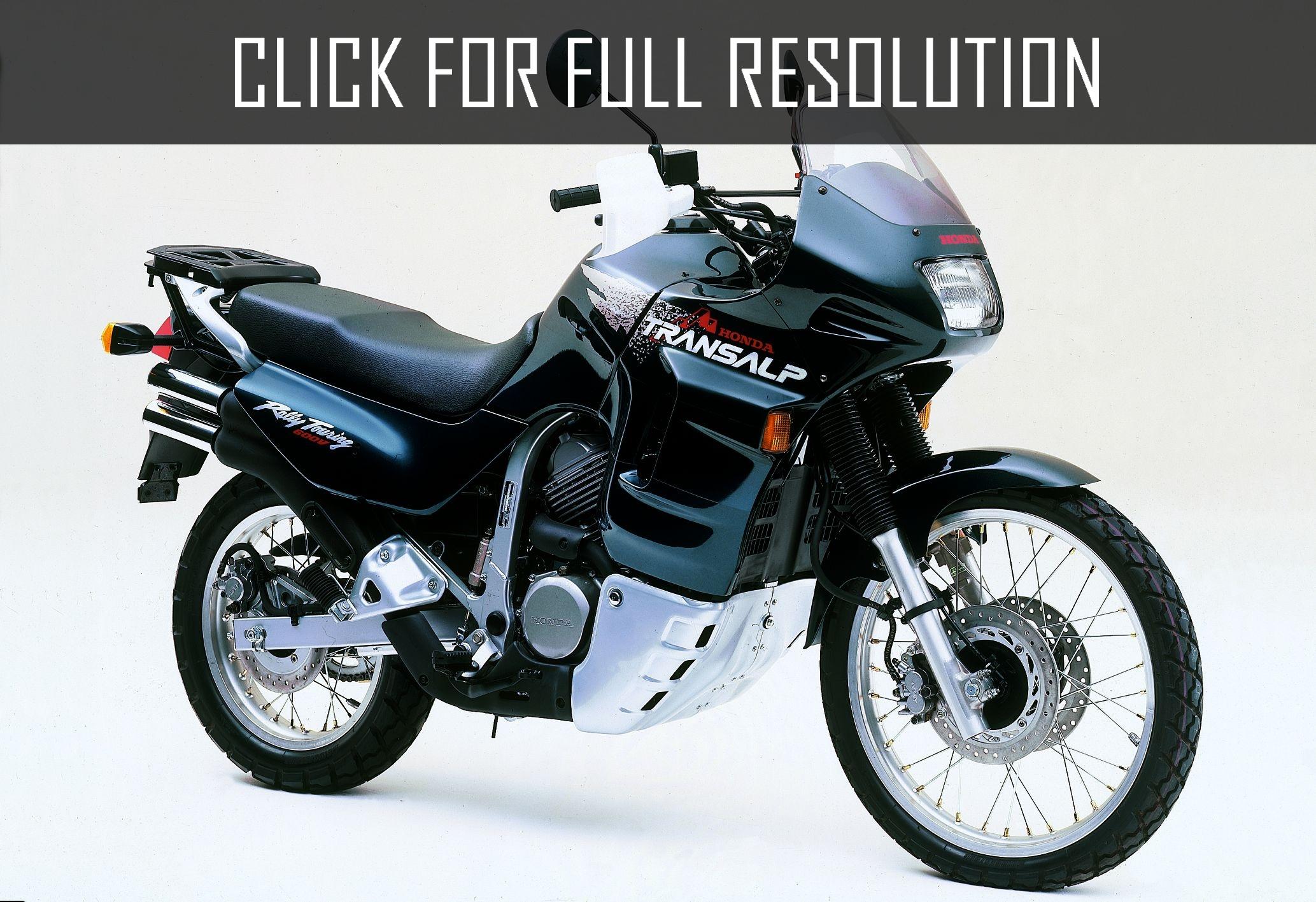 Мануалы и документация для Honda XL400V и Honda XL600V Transalp