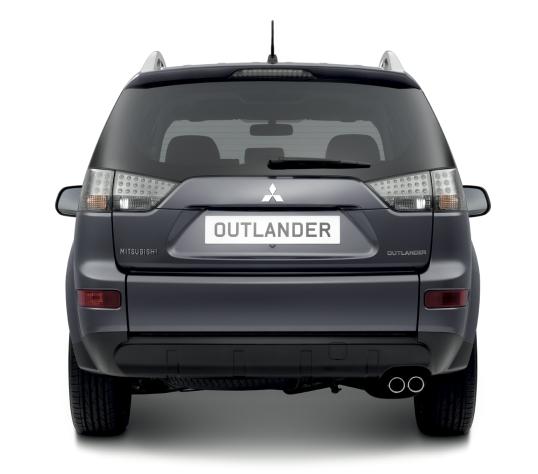 Mitsubishi Outlander XL – клиентская компоновка