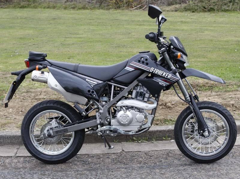 Мотоцикл Kawasaki D-Tracker 125