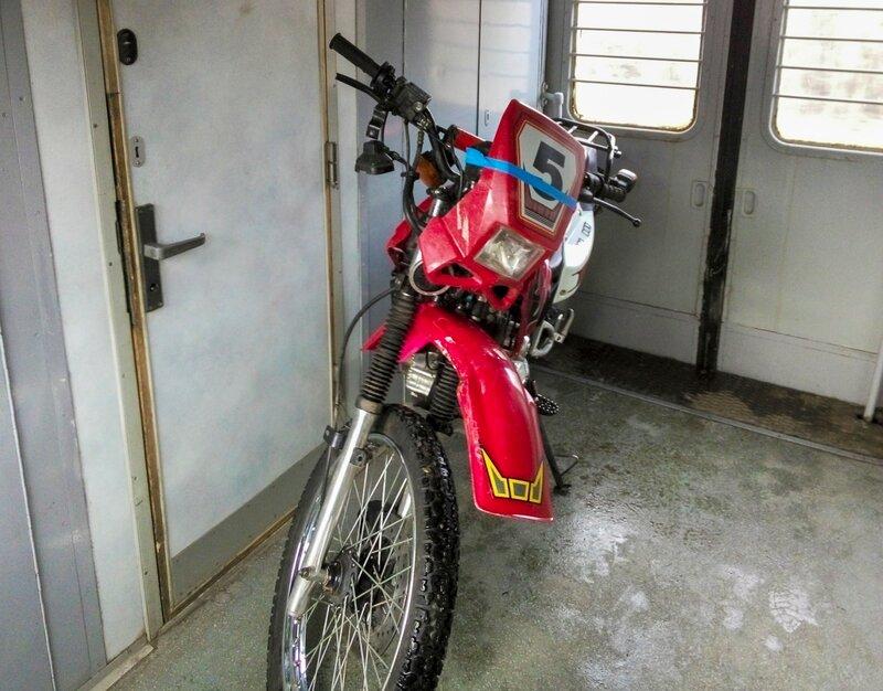 Описание мотоцикла Lifan LF 200
