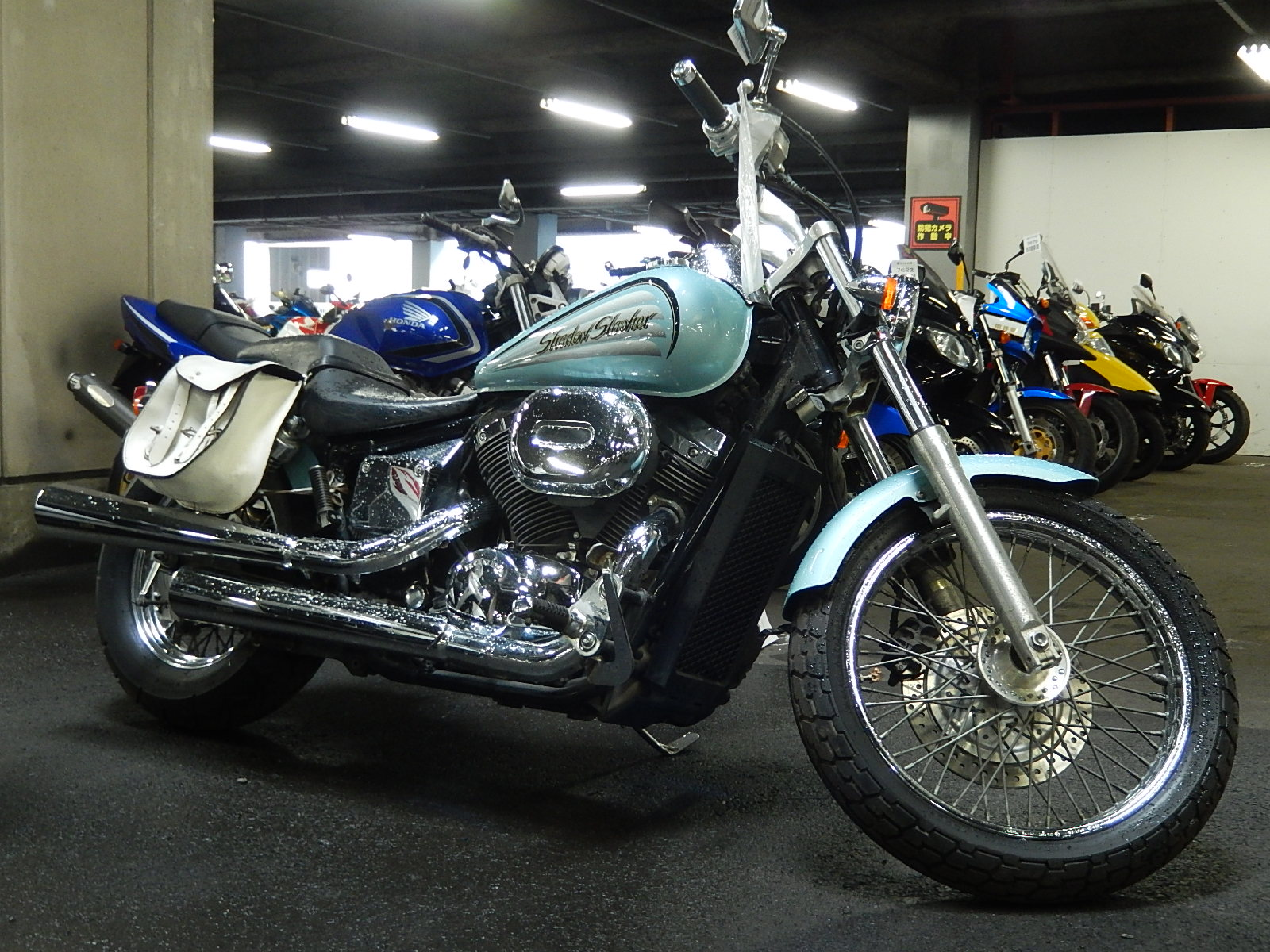 Обзор мотоцикла Honda Shadow Slasher (Хонда Шадов Слэшер) 400