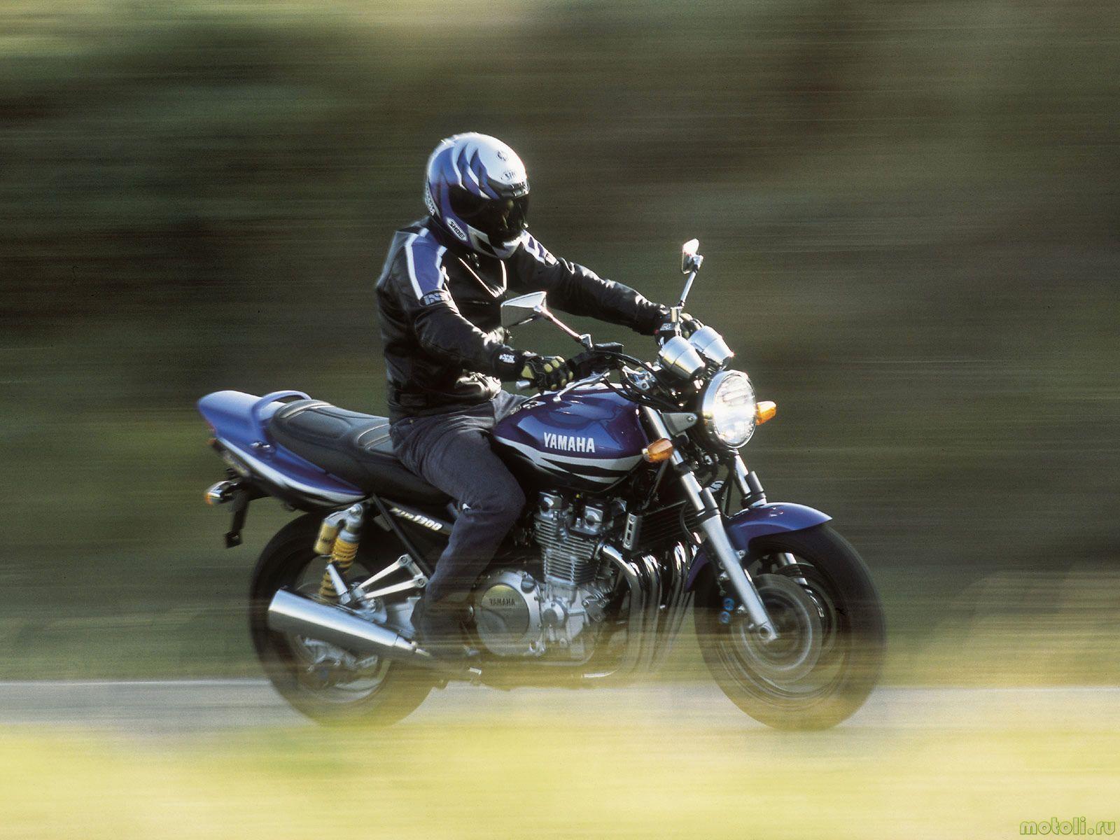Тест-драйв мотоцикла Yamaha SRX400