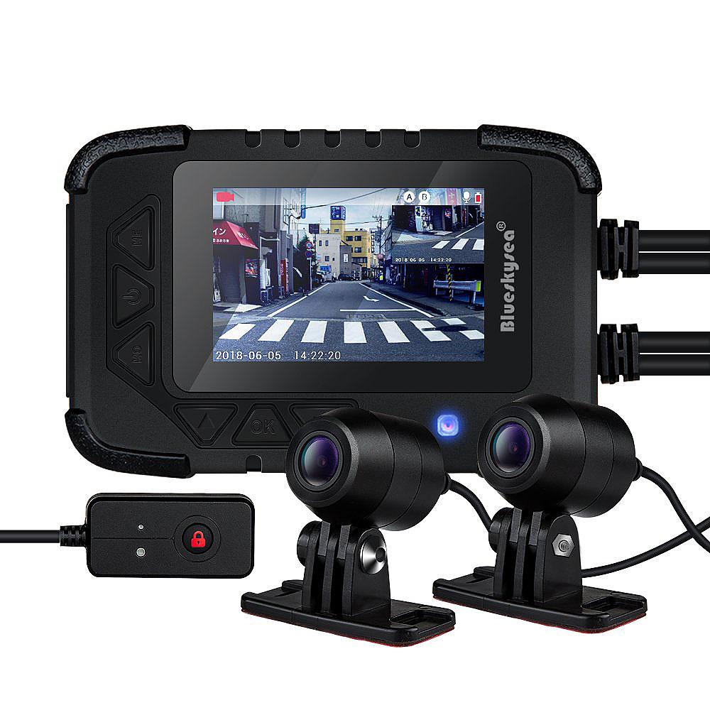 Мото видеорегистратор — разновидности и принцип работы