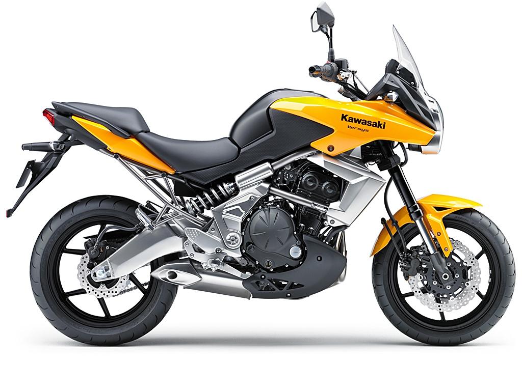 Kawasaki Versys 650 (KLE 650)