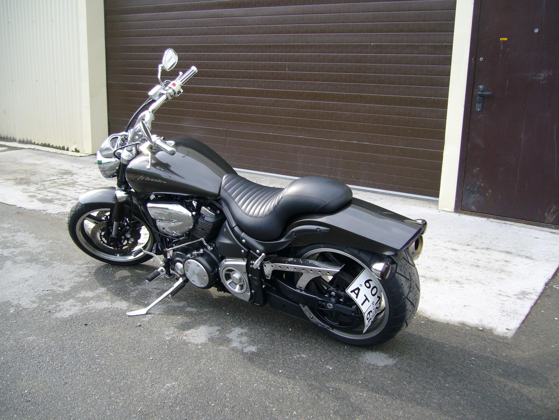 Тест-драйв мотоцикла Yamaha XV1700 Warrior