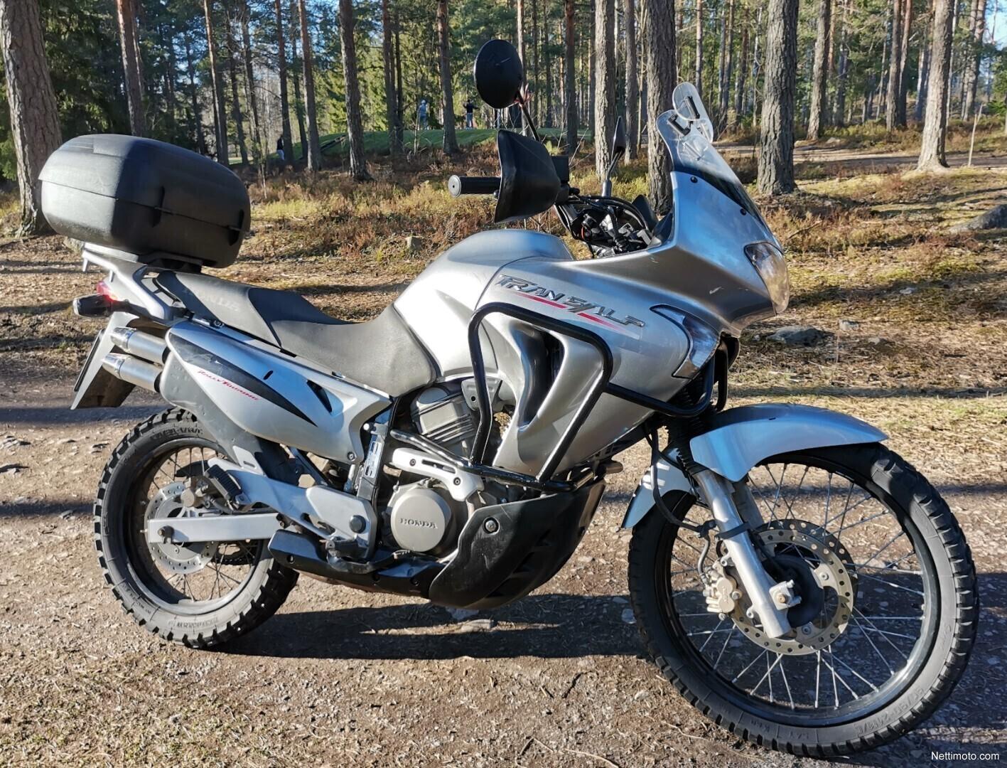 Тест-драйв мотоцикла Yamaha XT660R