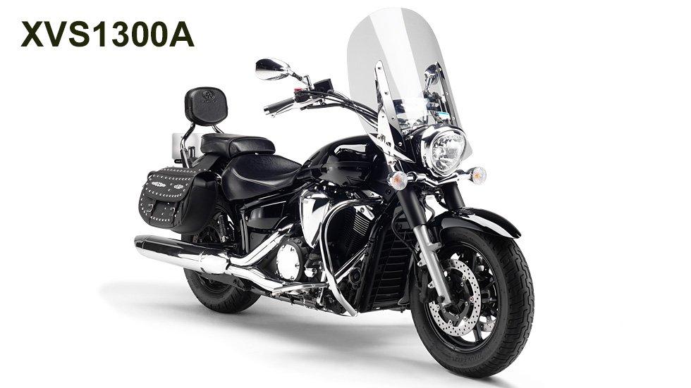 Мануалы и документация для Yamaha XVS1300 Drag Star (V-Star)