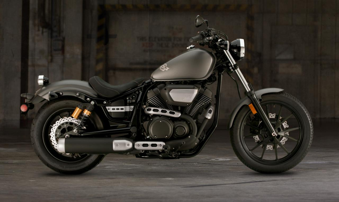 Обзор мотоцикла Yamaha Bolt (Ямаха Болт) Star XV 950