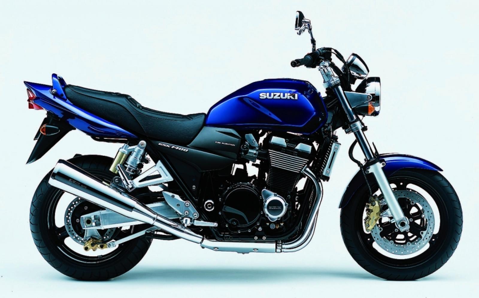 Тест-драйв мотоцикла Suzuki GSX1400