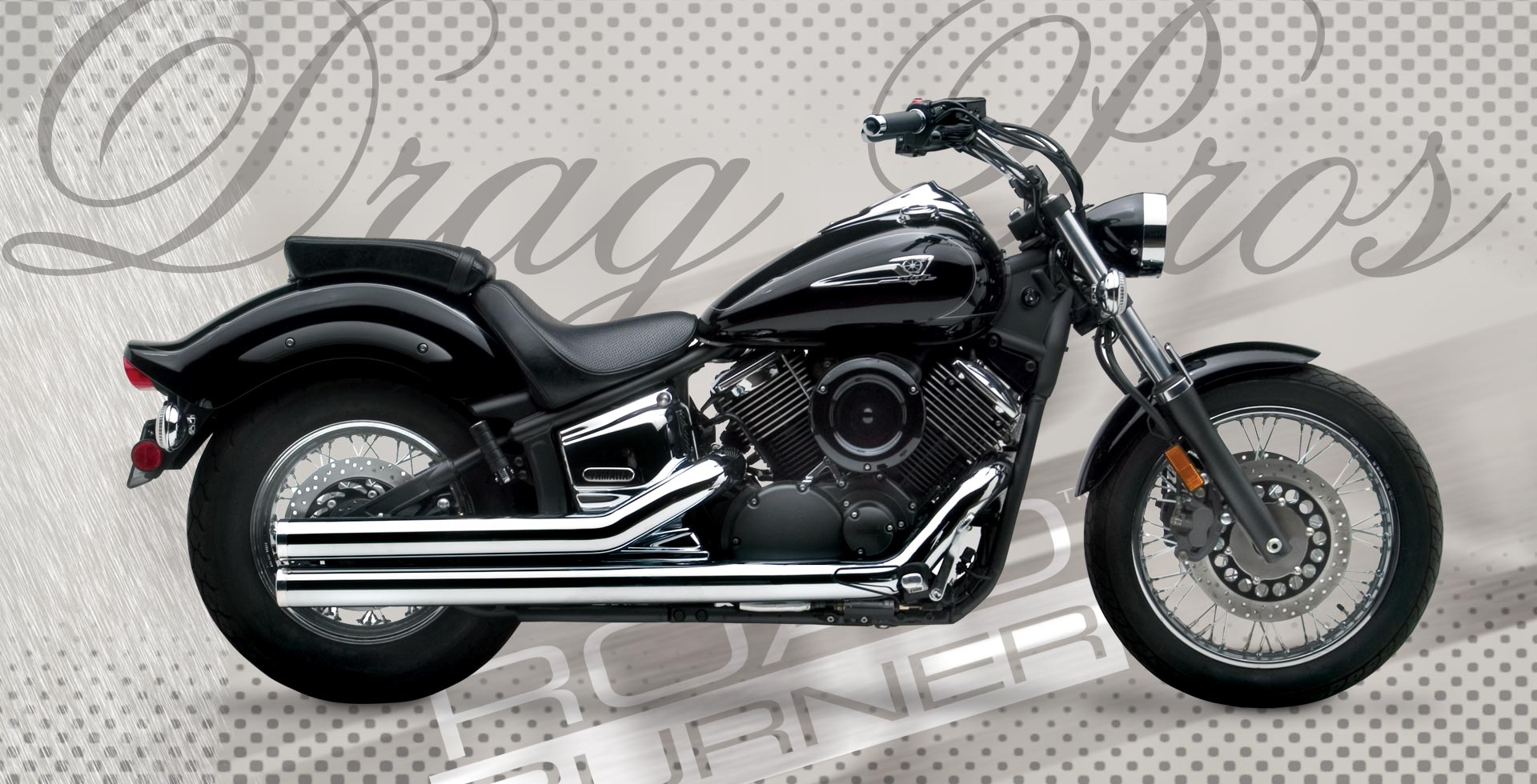 Обзор мотоцикла Yamaha Drag Star (Ямаха Драг Стар) 1100
