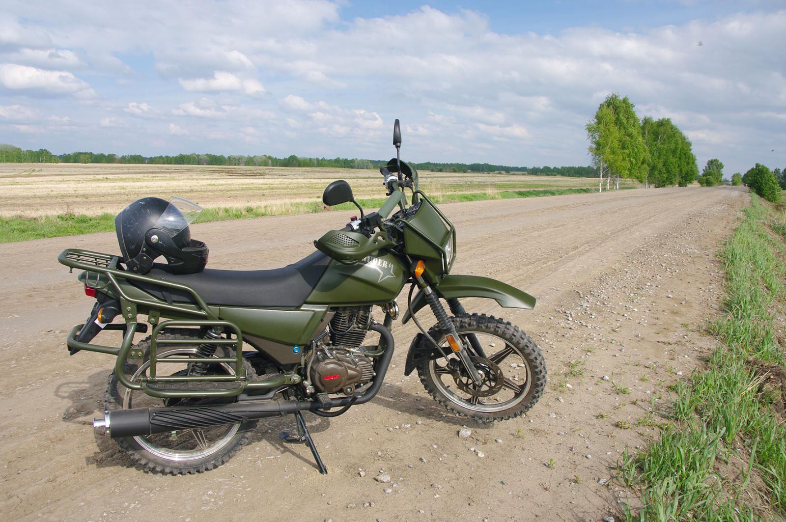 Ирбис Интрудер 200: транспорт по-деревенски