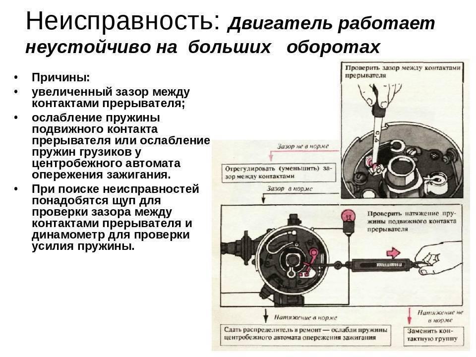 Основные причины выхода из строя двухтактного двигателя скутера