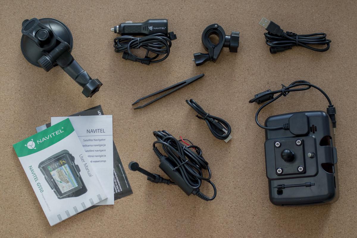Установка видеорегистратора Навител 5 на мотоцикл, квадроцикл и другую технику
