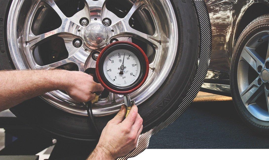 Шины. Зачем проводить регулярные проверки давления а шинах?