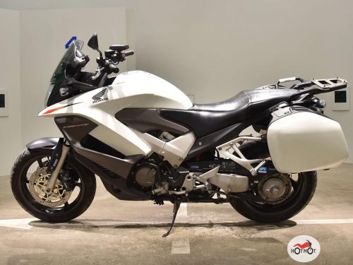 Honda VFR800X Crossrunner