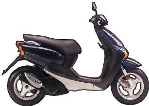 Поэтапный тюнинг двухтактного скутера с 50 до 70сс