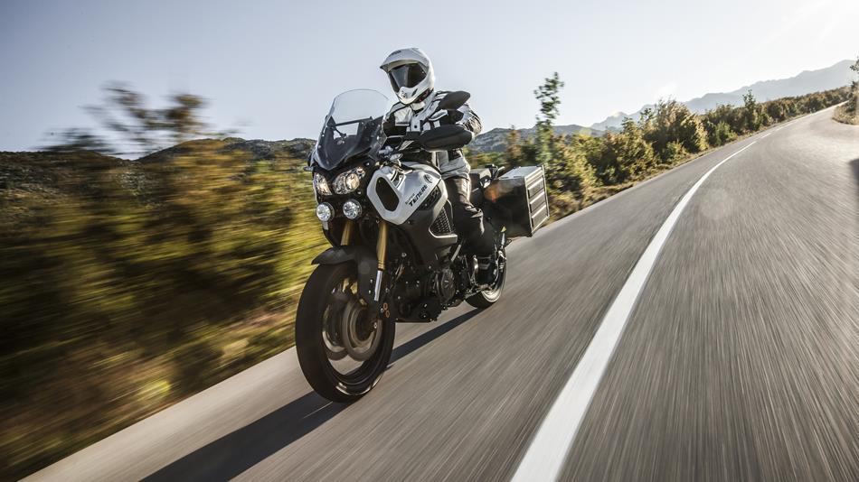Тест-драйв мотоцикла Yamaha XT1200Z Super Tenere