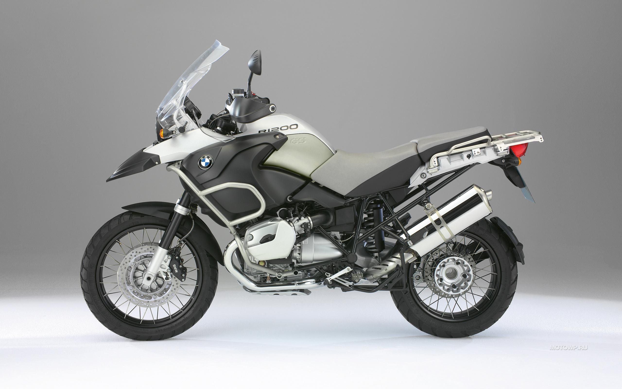 Обзор мотоцикла BMW R 1200 GS
