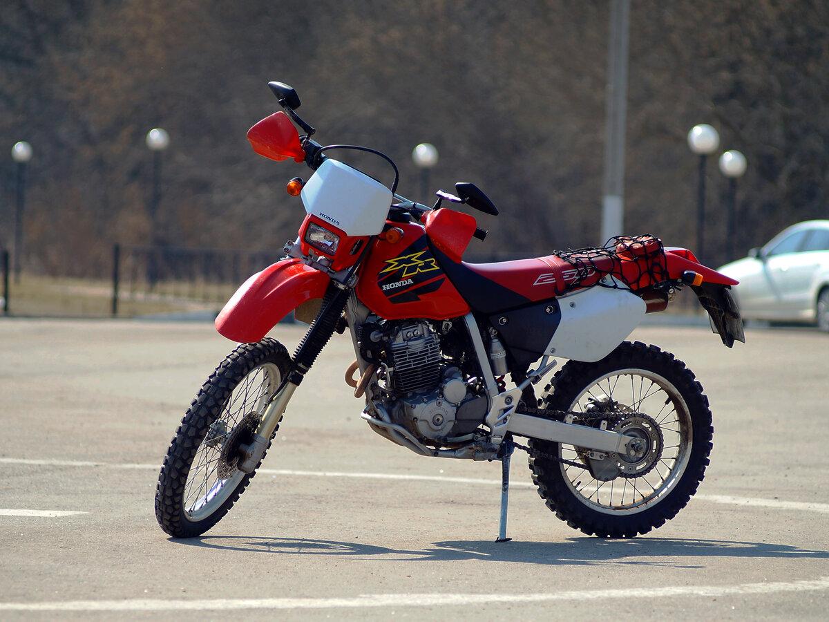 Мануалы и документация для Honda XR250 (R, Baja, Motard)