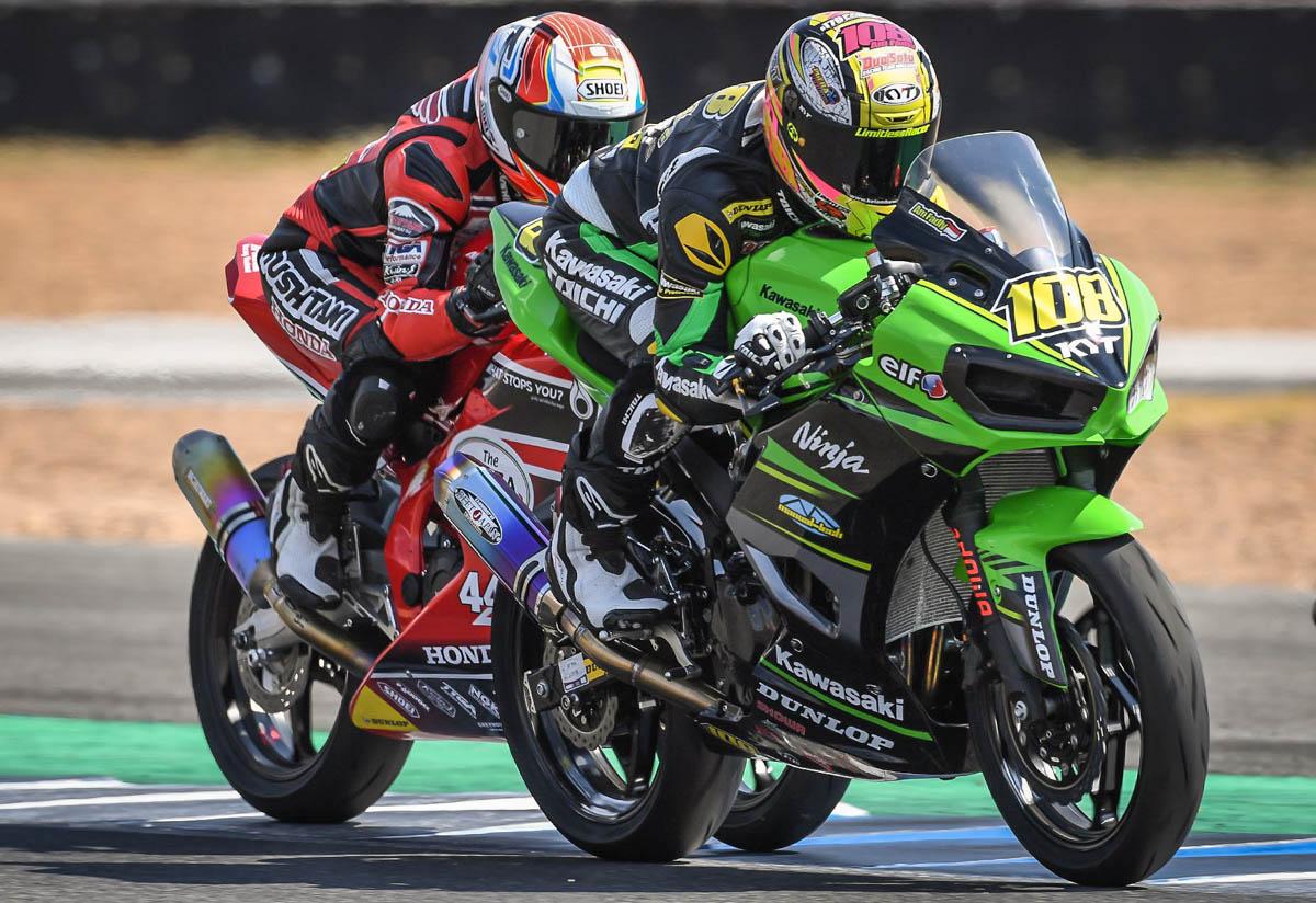 Тест-драйв мотоцикла Kawasaki Ninja 250R