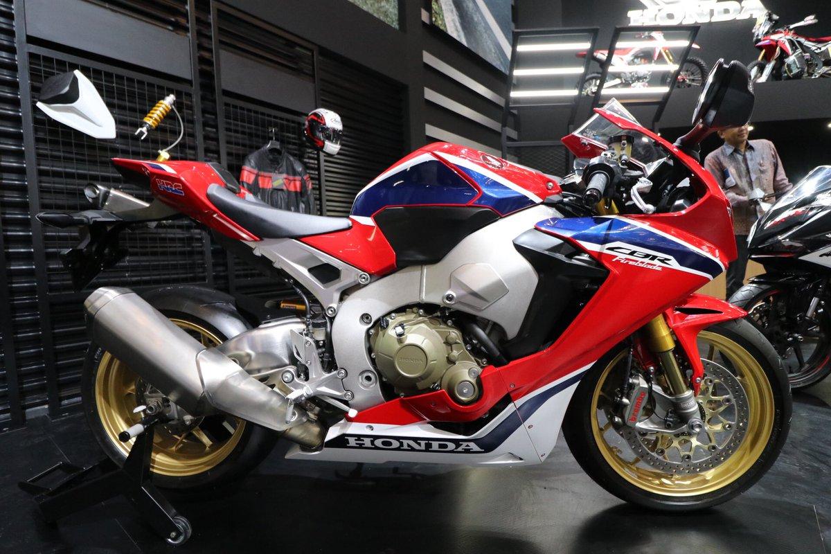 Honda CBR 1000 RR Fireblade