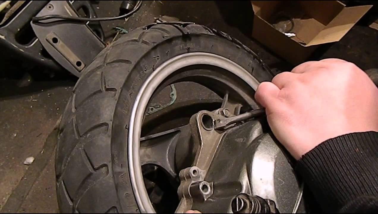 Как проверить сайлентблоки скутера на исправность