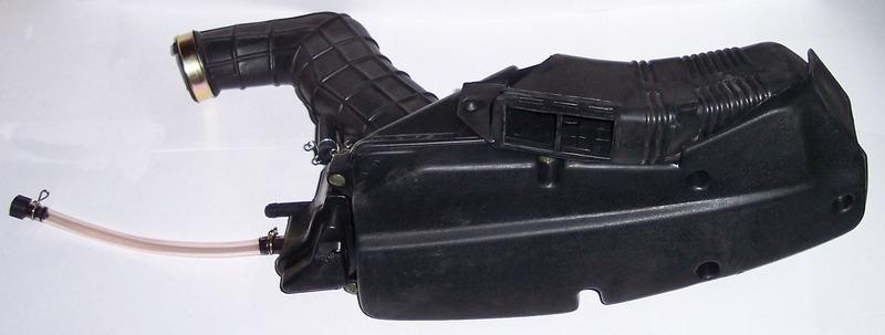 Воздушный фильтр на скутере – назначение, разновидность, устройство