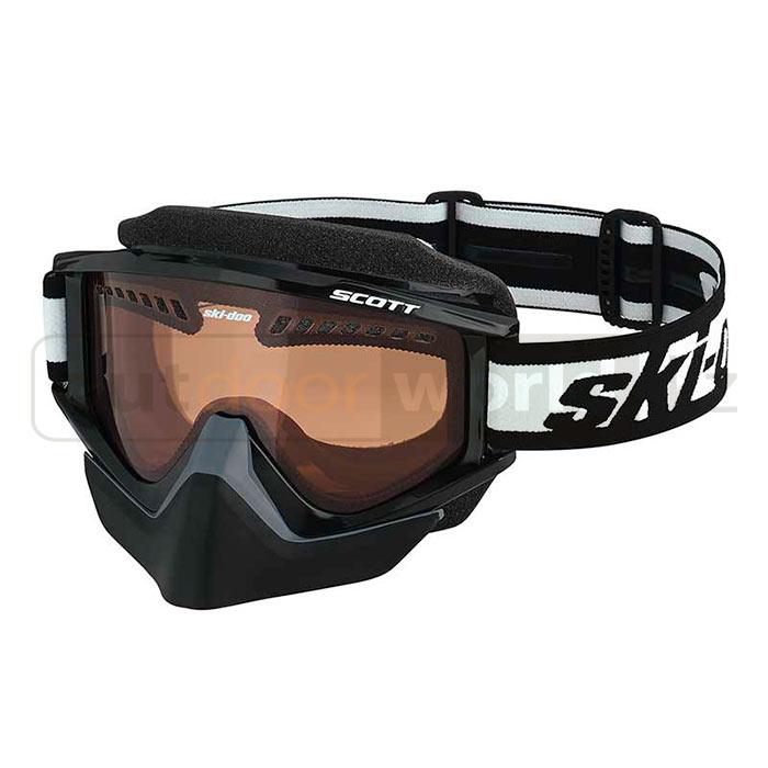 Как подобрать очки для снегохода