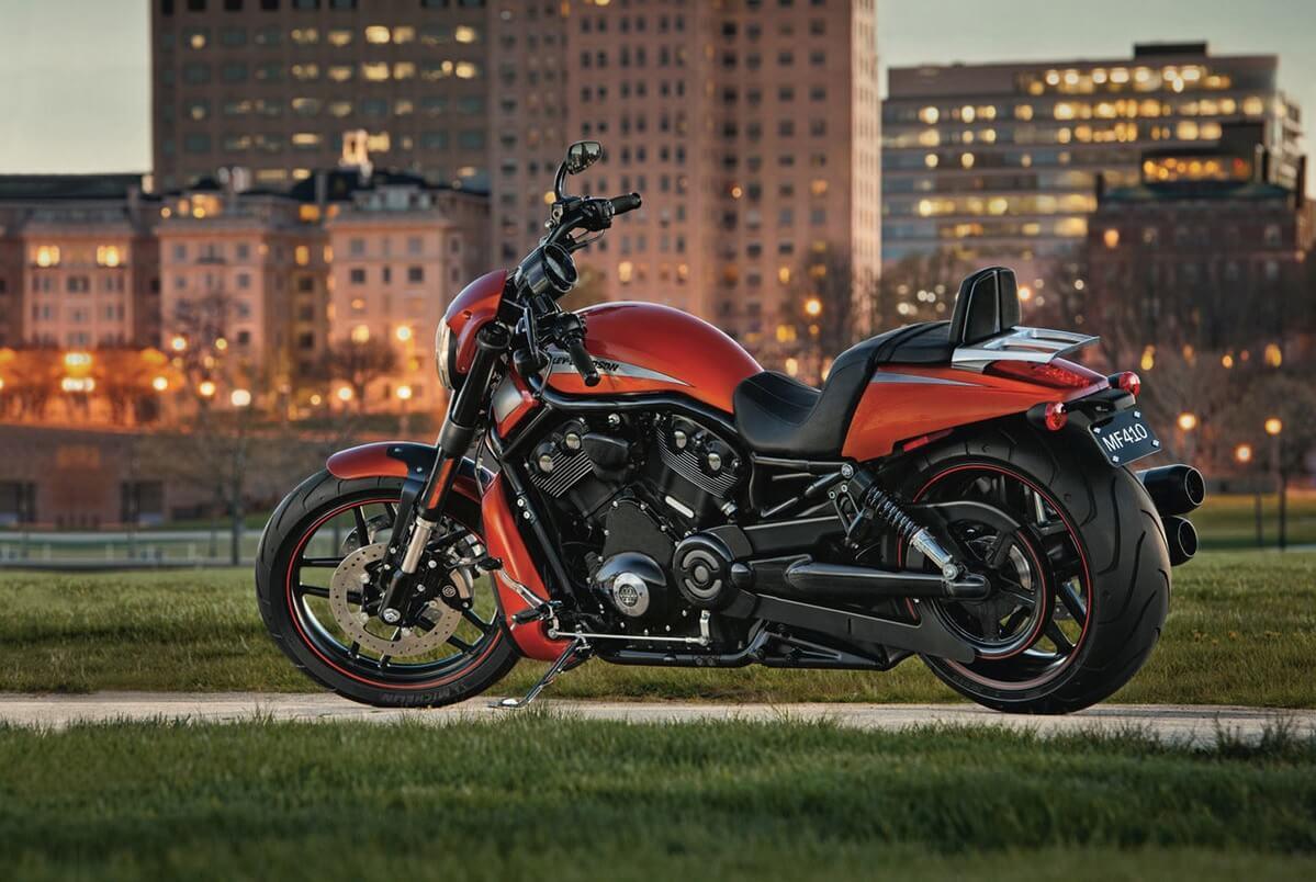 Harley-Davidson V-Rod — Воплощённая Мощь