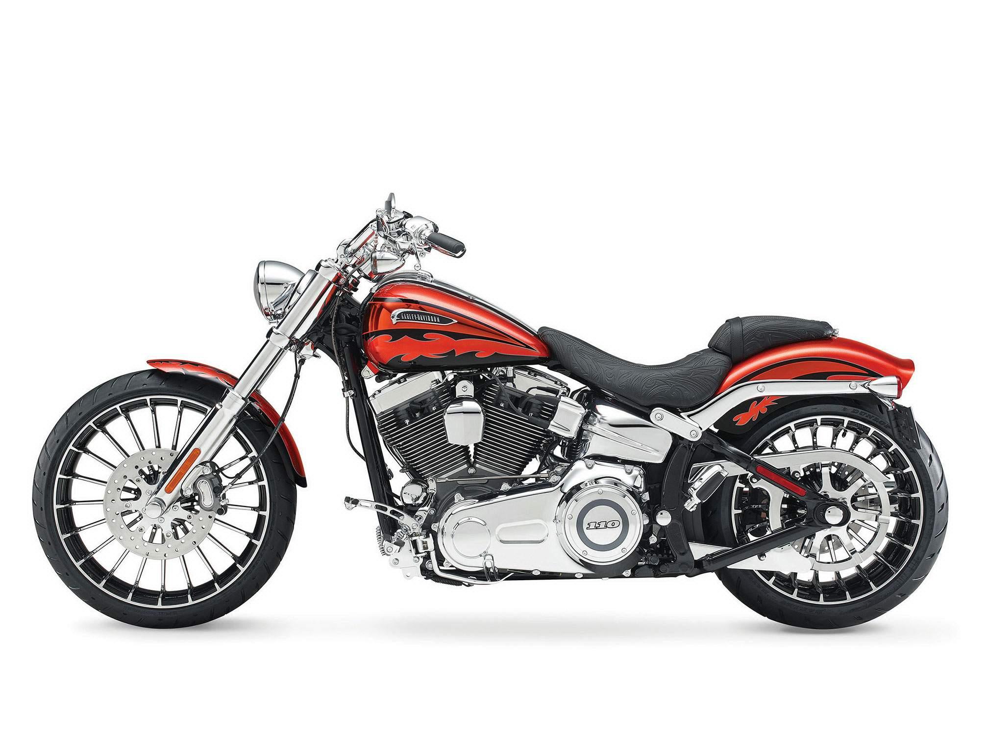 Harley-Davidson CVO Breakout