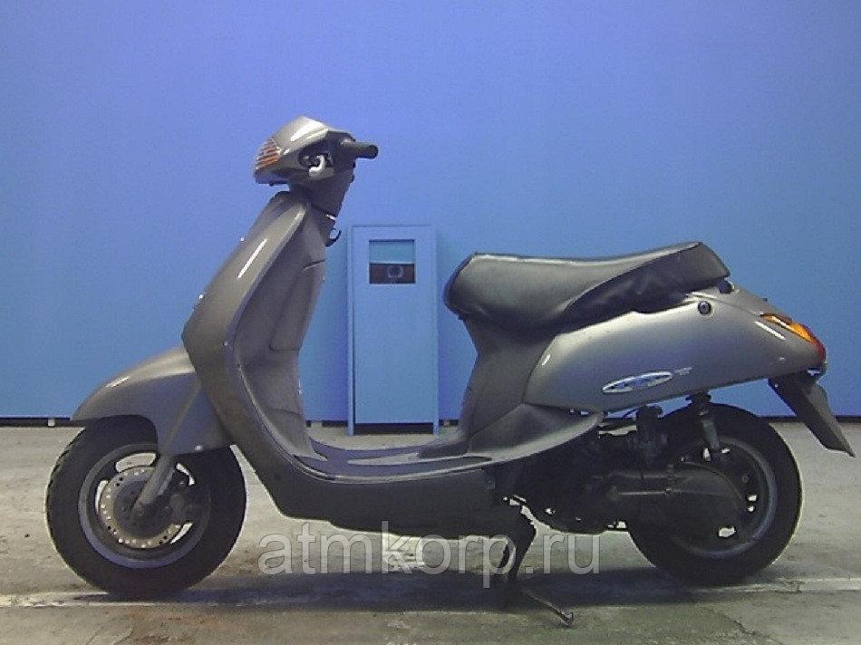 Бюджетный скутер от Honda теперь по карману всем