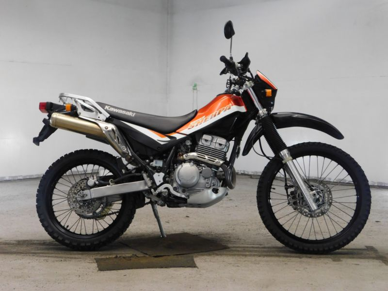Kawasaki KL250 Super Sherpa
