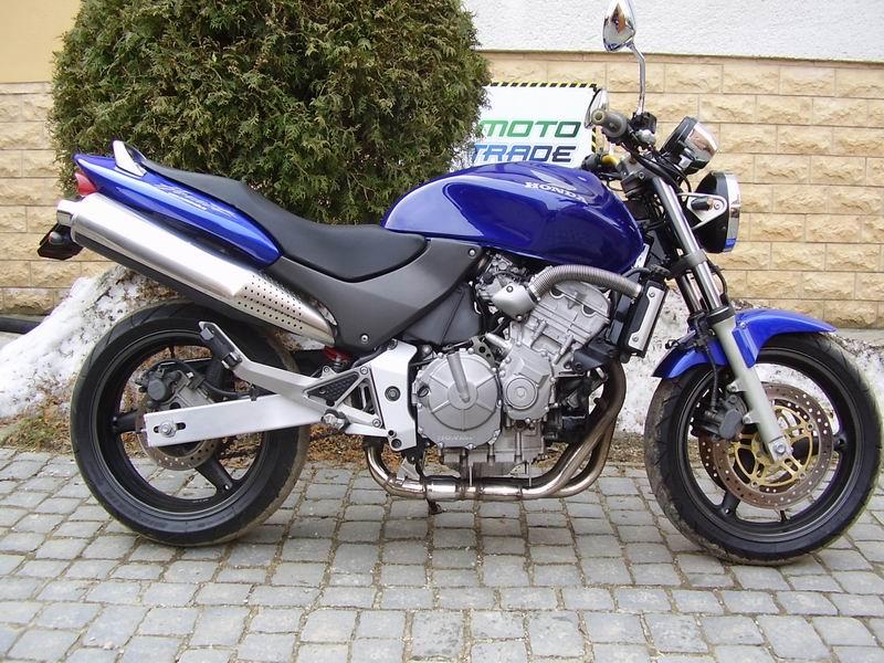 Обзор мотоцикла Honda Hornet (Хонда Хорнет) CB600F