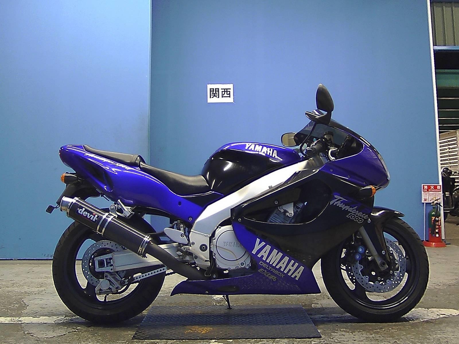 Yamaha YZF1000R Thunderace