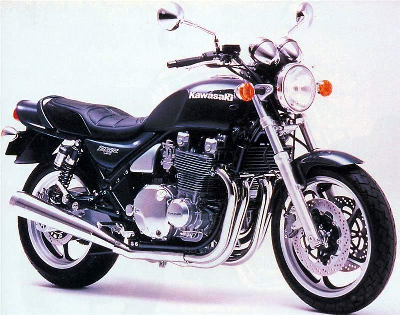 Мануалы и документация для Kawasaki Zephyr 1100 (ZR1100)