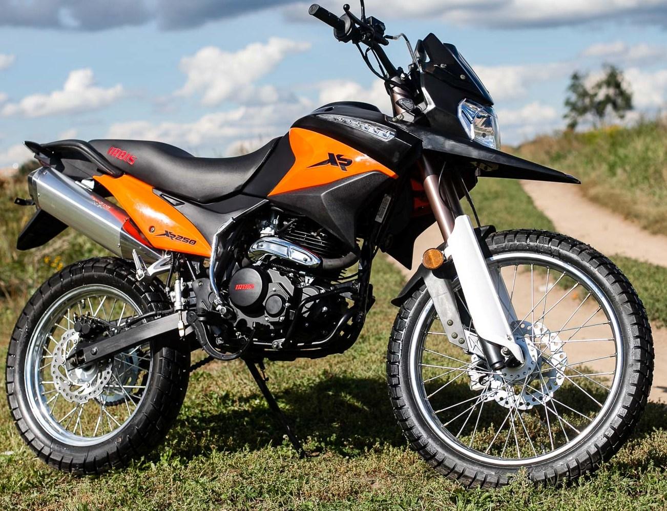 Мотоциклы Irbis