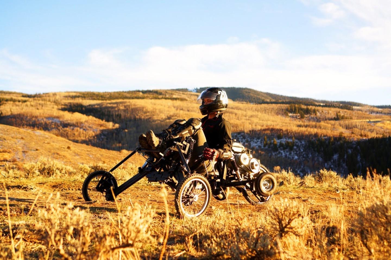 Мотоциклы для бездорожья