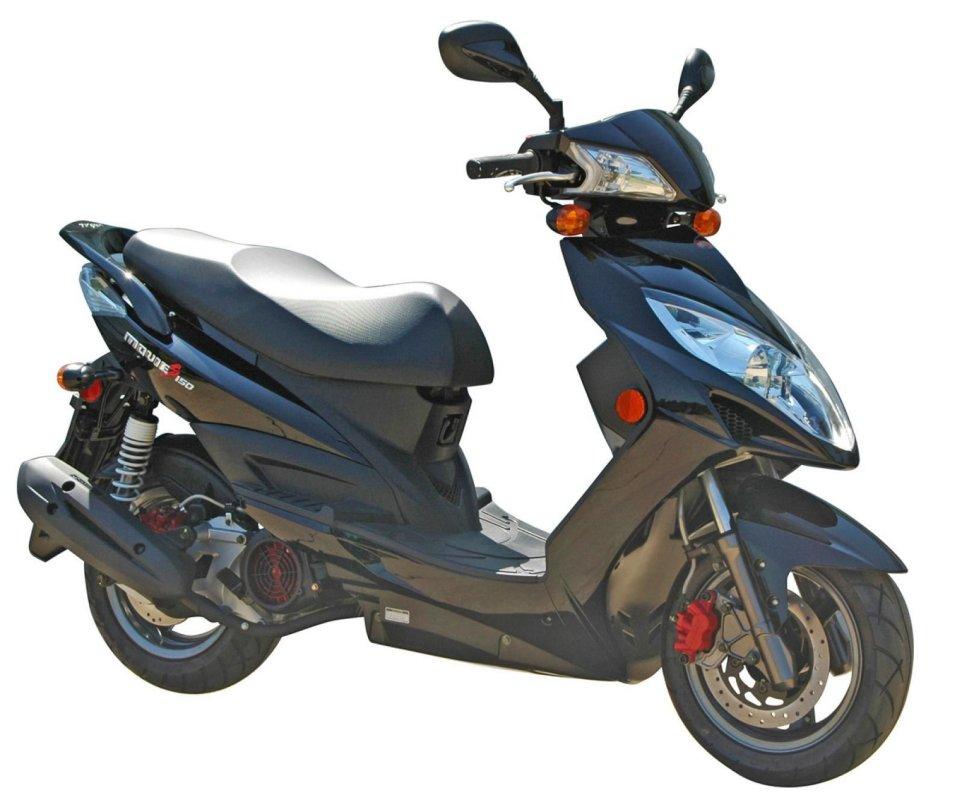 Новинка модельного ряда Suzuki – скутер Lets 110