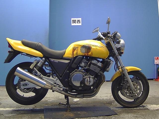 Мотоцикл honda cb400 super four abs 2010: освещаем детально