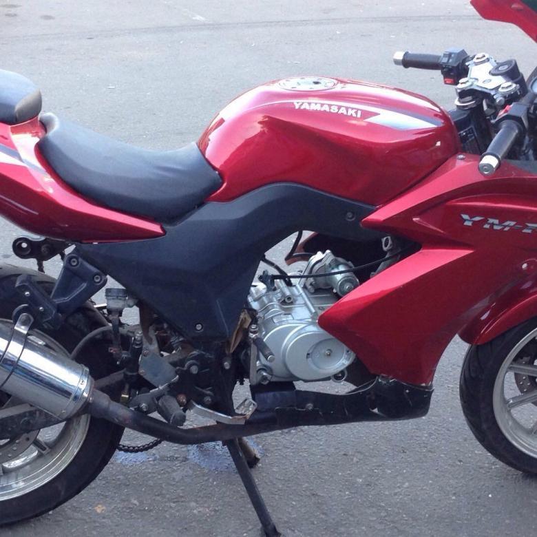 Мотоциклы Yamasaki