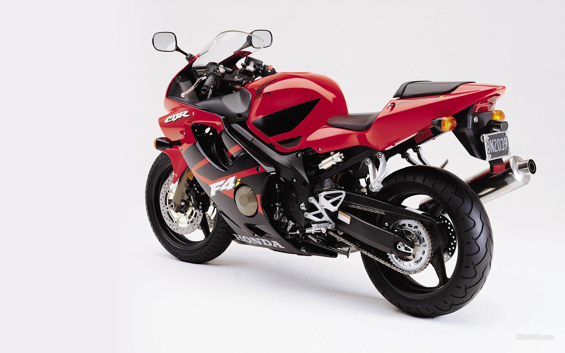 Мануалы и документация для Honda CBR600F (F1, F2, F3, F4, F4i)
