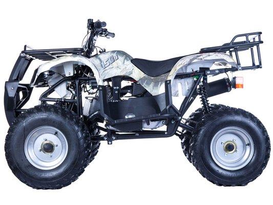 IRBIS (Ирбис) 150 U — обзор мощного и компактного квадроцикла