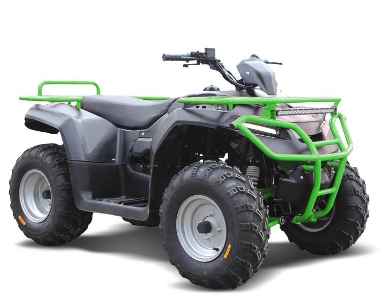 Квадроцикл IRBIS (Ирбис) 125 — создан для юных покорителей бездорожья