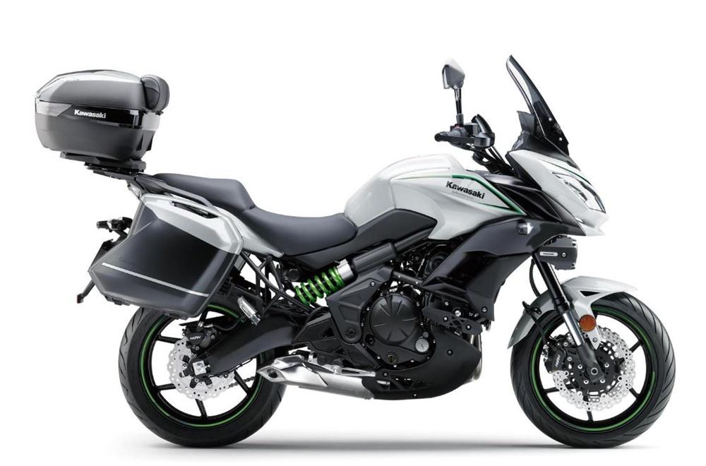 Тест-драйв мотоцикла Kawasaki Versys 650